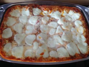 Lasagne al forno 12