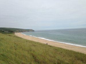 Praa Sands Beach an der Südküste Cornwalls