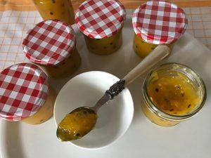 Mango-Maracuja Fruchtaufstrich mit Xylit