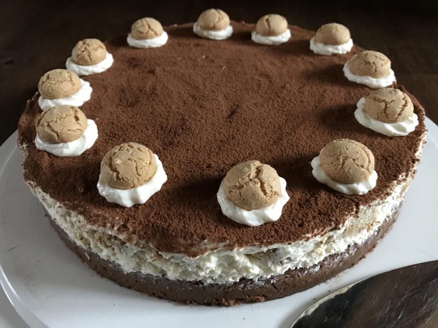 Tiramisu Torte Ohne Ei Rezept Bee In Flipflops