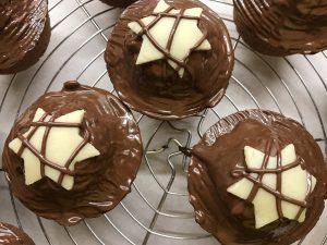 Rezept für weihnachtliche Lebkuchen Muffins - lecker!