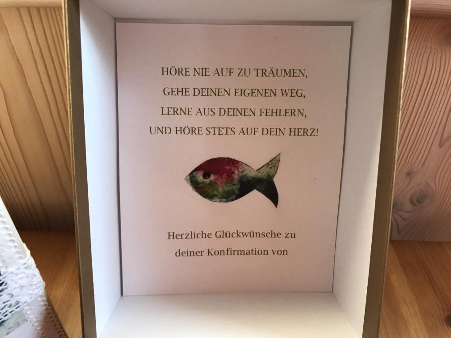 Geldgeschenk Zur Konfirmation Basteln Bee In Flipflops