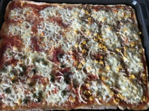 Glutenfreie Pizza backen ganz leicht gemacht