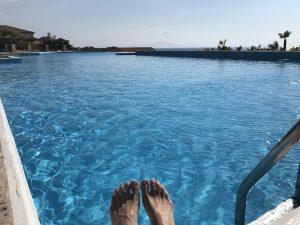 Pool vom Grecotel Olympia Riviera - Kyllini Strand