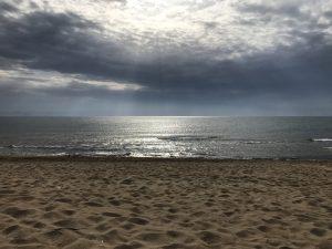 Strand von Kyllini - Peloponnes