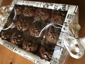 Muffins verschenken - geniale Verpackung