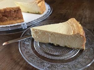 Saftiger Apfelmus-Vanillequark-Kuchen glutenfrei und zuckerreduziert