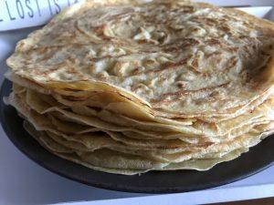 Köstliche und glutenfreie Pfannkuchen backen