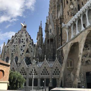 Städtereise Barcelona - Sagrada Familia