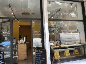 Tortenbäckerei Demasie im Viertel La Ribera Barcelona