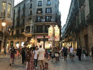 Barcelona Gotisches Viertel