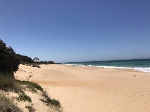 Playa La Barrosa - Playa Roche Andalusien