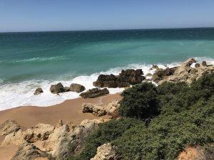 Was für eine Bucht - Cala Roche Andalusien