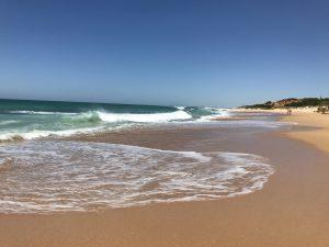 Ein Traum am Playa Roche Richtung La Barrosa