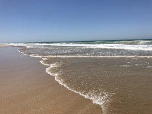 Traumstrand Playa La Barrosa Andalusien
