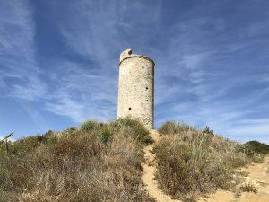 Torre del Puerco La Barrosa Strand