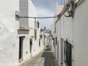 Rundgang im weißen Dorf - Vejer de la Frontera