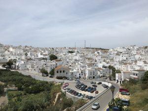 Das weiße Dorf - Vejer de la Frontera