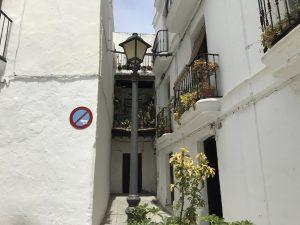 Balkone auf engstem Raum - Vejer de la Frontera