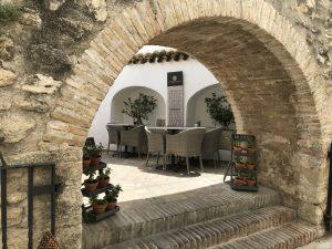 Restaurant in Vejer de la Frontera - Andalusien