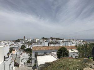 Blick zur alten Burg